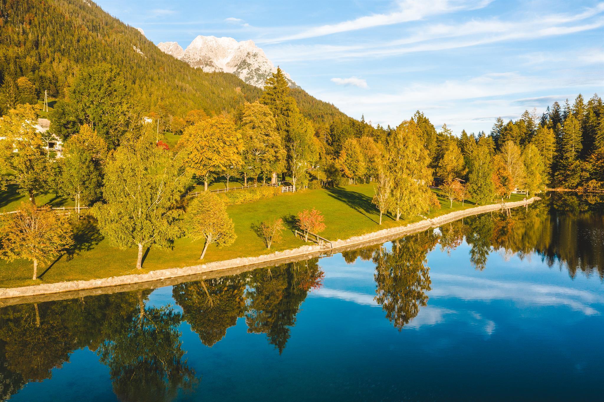 Liegewiese Hintersteiner See