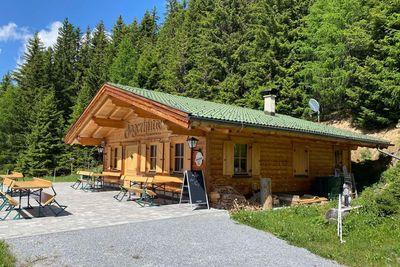 Jagerhütte 1 846m