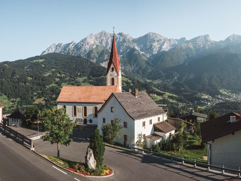 Parish Church Tobadill