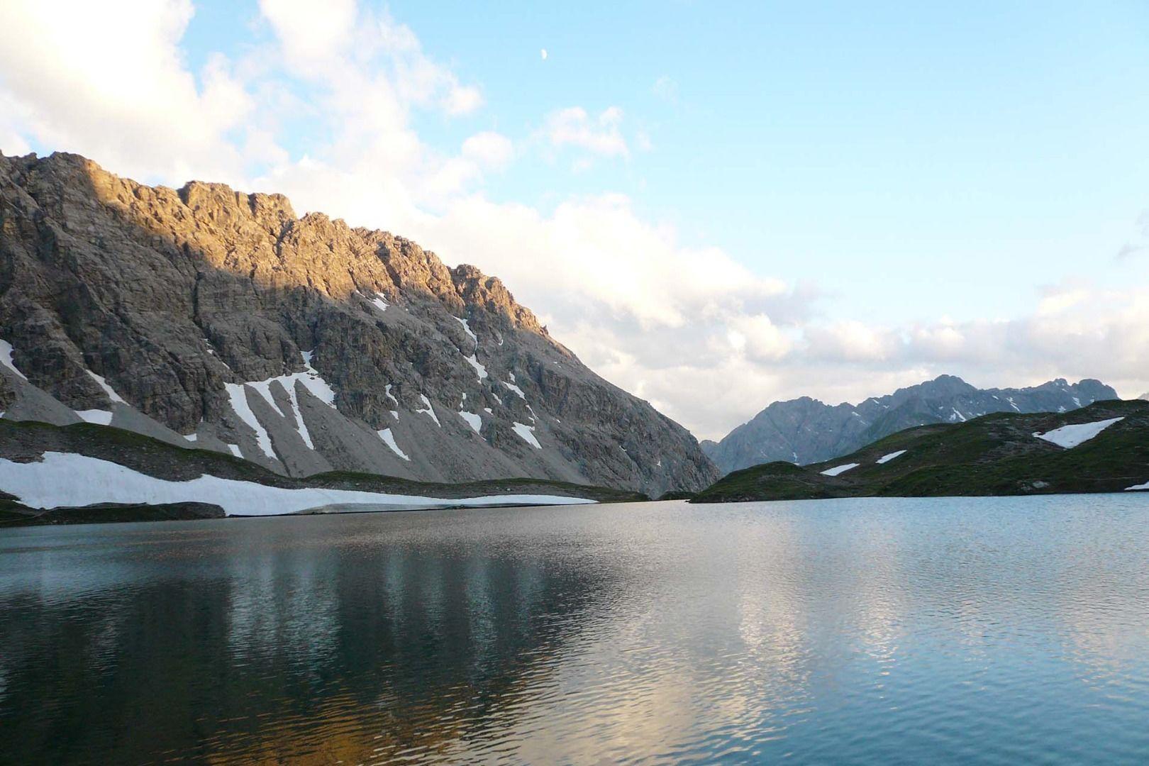Steinseehütte 2.061m