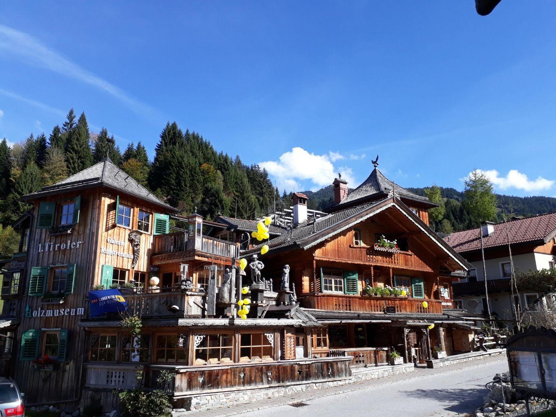 1st Tyrolean Wood Museum
