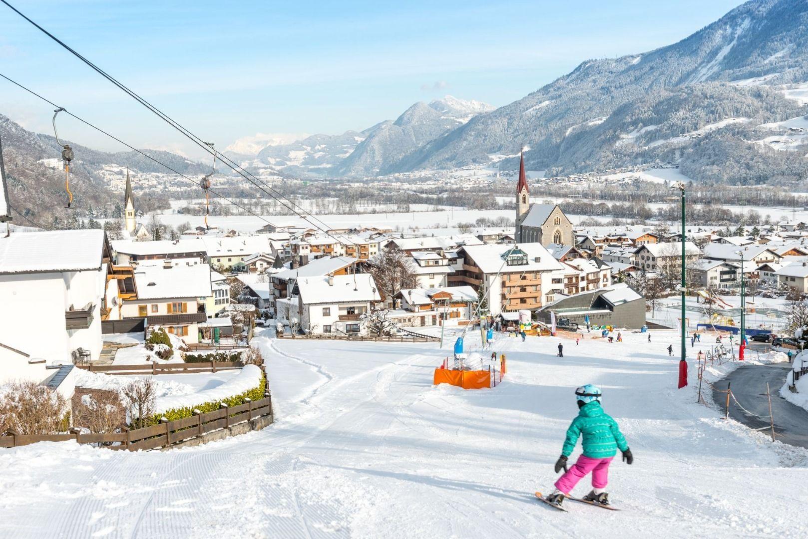 Ski Lift Burglift Stans