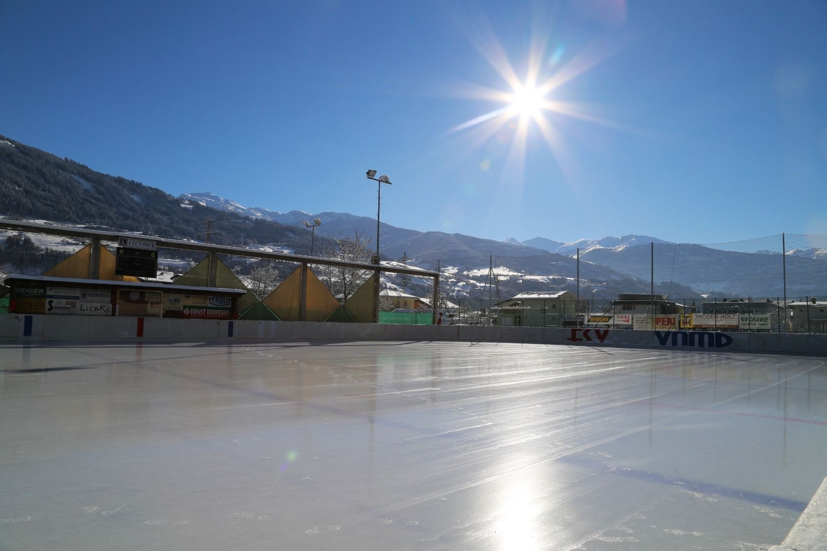 Ice Rink Vomp