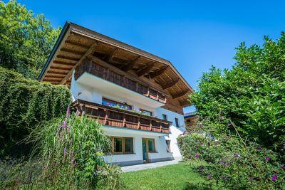 Ferienwohnung Chalet Schlossblick 1
