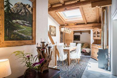 Ferienwohnung Chalet Schlossblick 8