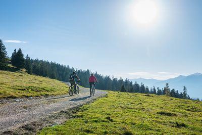 Wunderbare Aussichten am Kolsassberg