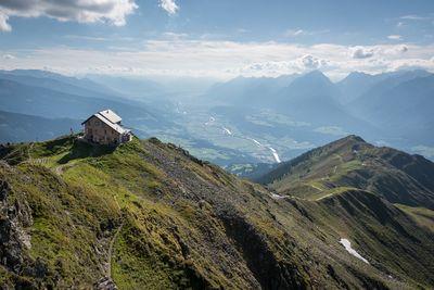 Alpine Pastures Trail on the Kellerjoch 2