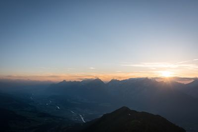 TUESDAY: Sunset tour to the Kellerjoch 1