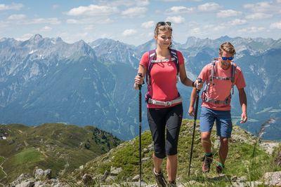 Alpine Pastures Trail on the Kellerjoch 3