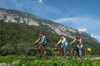 Cycle tour from Schwaz to Vomp