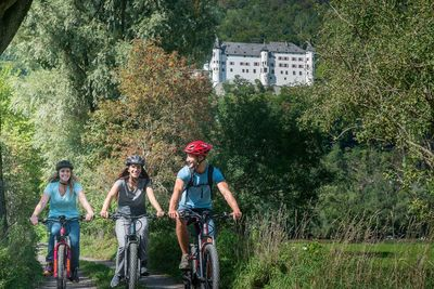 Cycle tour in the Karwendel Silver Region