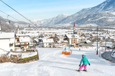 Ski Lift Burglift Stans 2