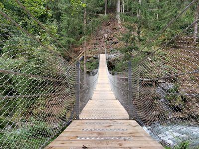 THURSDAY: Suspension bridge, Kolsassberg & Weerberg (Familyday) 1