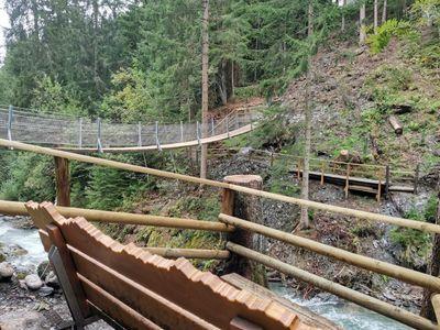 THURSDAY: Suspension bridge, Kolsassberg & Weerberg (Familyday) 2