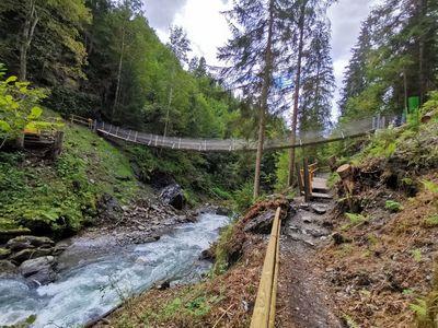 THURSDAY: Suspension bridge, Kolsassberg & Weerberg (Familyday) 3
