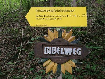 Bible Trail - Rottenburg Castle Ruin 5