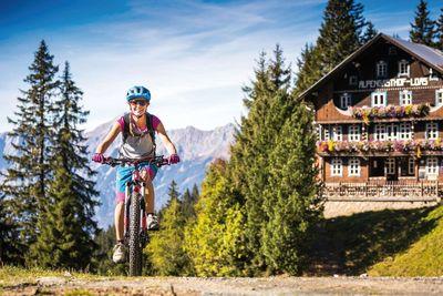 Mountainbiken-Loas-Schwaz