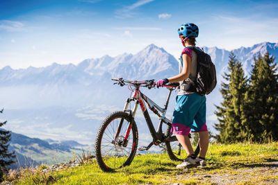 Mountainbiken Loas-Schwaz