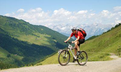 Mountainbiketour Geisljoch