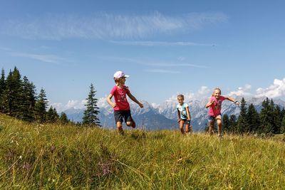 MONDAY: Adventurous hike on Loassattel (Family Day) 1