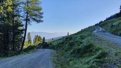 Panorama Route Hüttegg 2